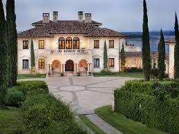 Italian Style Home italian villa style homes - home planning ideas 2017