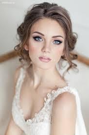 description a gorgeous natural bridal look