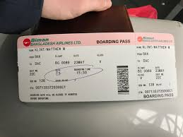Review Biman Bangladesh 737 800 Economy Class Bangkok To