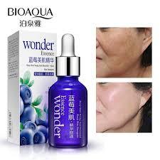 <b>BIOAQUA Blueberry</b> Hyaluronic Serum Acid <b>Liquid</b> Skin Care Anti ...