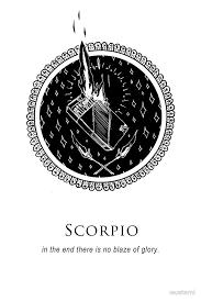 Scorpio Shitty Horoscopes Book Xi Illuminate By Musterni A R T