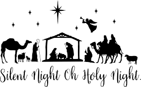 Image result for free images of the nativity scene