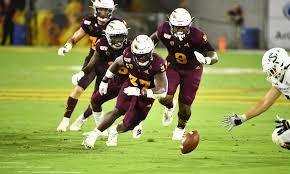 Darien Butler Football Arizona State University Athletics