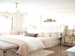 White And Pink Bedroom Pink White And Gold Bedroom White And Gold ...