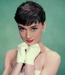 A Complete Guide To Bangs - Audrey Hepburn