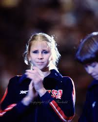 Kathy Johnson Clarke on GymCastic   Gymnastics Coaching.com