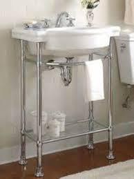bathroom console vanity. Chrome Sink Legs Bathroom Console Vanity O