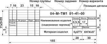 Содержание и оформление контрольных работ При выполнении контрольной работы необходимо строго соблюдать требования стандартов ЕСКД и СПДС Толщину сплошных основных линий принятьs 0 8 1 2 мм