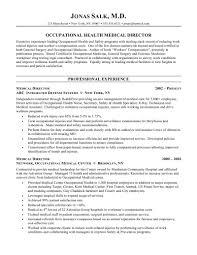 Resume resume doctors