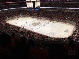 United Center Section 331 Home Of Chicago Blackhawks