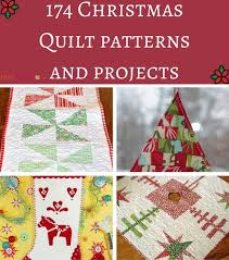 Christmas Quilt Patterns Extraordinary 48 Christmas Quilt Patterns And Projects FaveQuilts