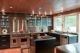 Cabin Kitchen Cabin Kitchen Hansville Wa Rohleder Borges Architecture
