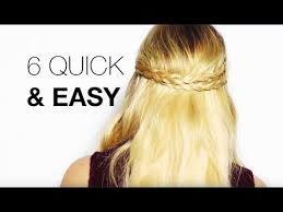 Easy Long Hairstyles 55 Amazing 24 Quick Easy Hair Extensions Hairstyles YouTube