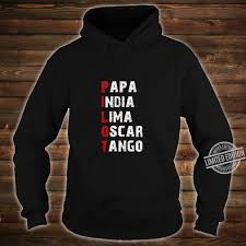 There are several spelling alphabets in use in international radiotelephony. Phonetic Alphabet Pilot Papa India Lima Oscar Tango Shirt