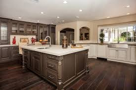 kitchen contemporary cream kitchen cabinets with dark floors also extraordinary photo cream kitchen cabinets for