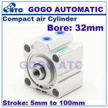 Popular Compact <b>Cylinder</b> Pneumatic-Buy Cheap Compact <b>Cylinder</b> ...