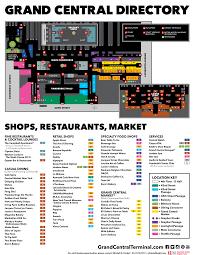 Grand Central Terminal Map Peninsula Map Washington County MapsGrand Central Terminal Floor Plan