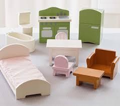 kids dollhouse furniture. Photo 5 Of 10 Superb Pottery Barn Bedroom Set #5: Kids Dollhouse Furniture L