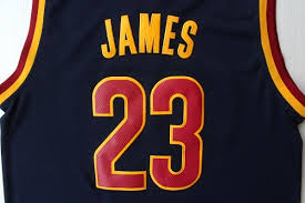 lebron retro jersey. cleveland 23 lebron james jersey ,white yellow dark blue ,red retro