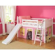 full size low loft bed fantastic full sized low loft bed with angle ladder slide