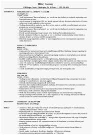 Resume Templates For Publisher Publisher Resume Templates Cute Publisher Resume Samples
