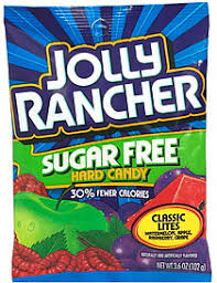 jolly rancher sugar free hard candy