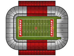 Rutgers Stadium Seating Chart Rutgers Football Stadium Seating Chart Rutgers Stadium
