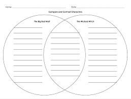 Free Venn Diagram Template With Lines Word Venn Diagram Template Free Diagram Templates Word
