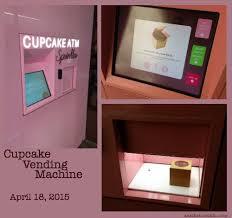 Cupcake Vending Machine Chicago Best Cupcake ATM In Chicago Vending Machines Pinterest City
