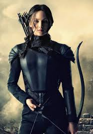 jennifer lawrence as katniss everdeen in the hunger games mockingjay part 2