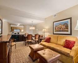 Embassy Suites San Antonio Riverwalk Downtown Hotel, TX   Parlor In Guest  Suite