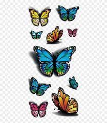 Butterfly Tattoo Design 3d - Free ...
