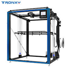 Newest <b>Larger</b> 3D Printer <b>Tronxy</b> X5SA 500 Heat Bed <b>Big</b> Printing ...