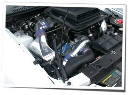 2003-2004 Ford Mustang Mach 1 4.6L Supercharging Systems | Vortech ...