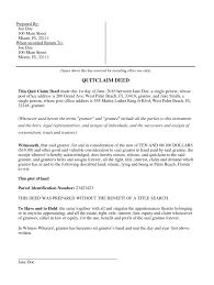 Quick Claim Deed Quitclaim Deed ExpressFilings 19