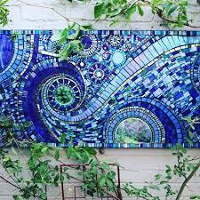 mosaic art mosaic garden art mosaic