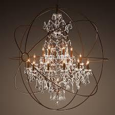 candle decorative modern pendant lamp. modern vintage orb crystal chandelier lighting rh rustic candle chandeliers led pendant hanging light for home decorative lamp m