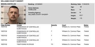Dustin Woods - CCNO   Booking Photos   crescent-news.com
