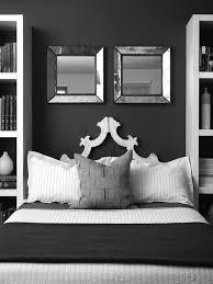 Grey And Black Bedroom Designs