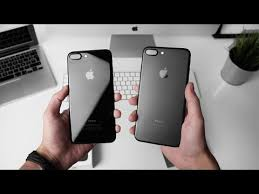 iphone 7 plus black vs jet black. black or jet black? watch this before making your decision! iphone 7 plus vs