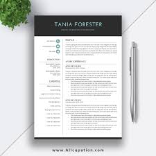 Resume Templates On Word 12272 Communityunionism