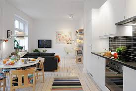 Interior Design For Small Spaces Living Room And Kitchen Tiny Room Decor Small Dining Room Ideas Modern Room Decorating