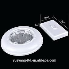 battery operated ceiling light battery operated remote control wireless ceiling wall led night light battery operated