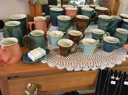 Beautiful Pottery by Stefanie Smith - Picture of The Roost, York Harbour -  Tripadvisor