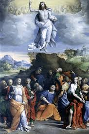 Image result for picture verse of ascension of Jesus