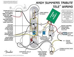 an stereo output jack on andy summers tribute tele how does it andy summers wiring jpg