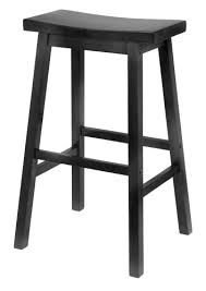 29 inch bar stools. Winsome Wood 29-Inch Saddle Seat Bar Stool, Black 29 Inch Stools R