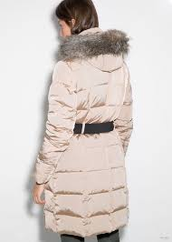 mango feather down coat2