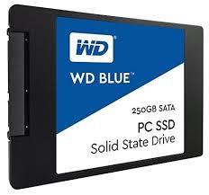 Твердотельный <b>накопитель Western Digital WD</b> BLUE PC <b>SSD</b> ...