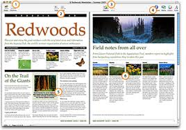 newsletter template for pages apple iwork 05 mac amazon ca software